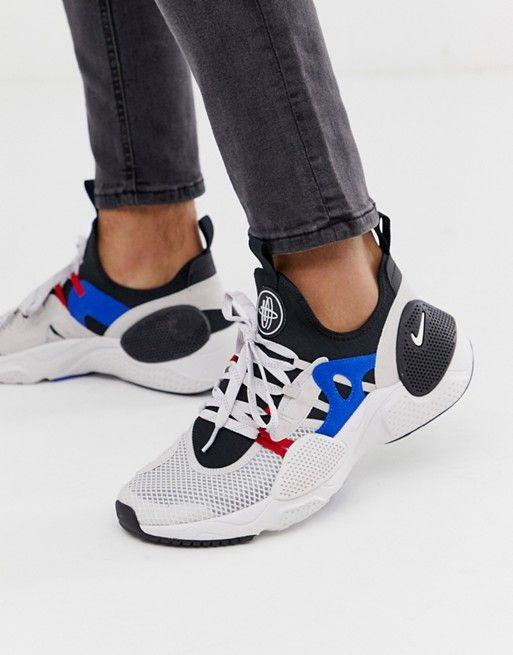 Nike huarache EDGE sneakers in black   Cute nike shoes, Nike shoes ...