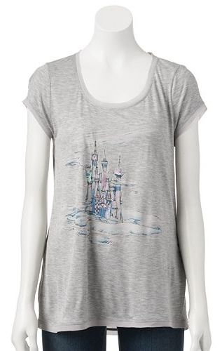 Disney's Cinderella a Collection by LC Lauren Conrad Foil Graphic Tee - I own