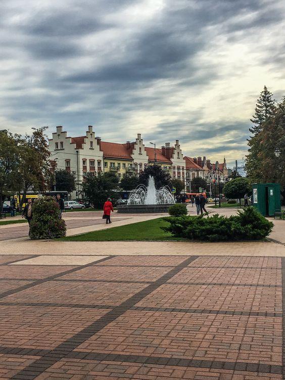 Центр города (Калининград, сентябрь 2019). Фото Жени Шведы