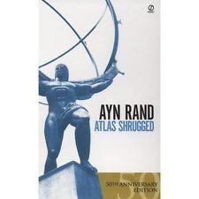 Atlas Shrugged - Ayn Rand [x10]
