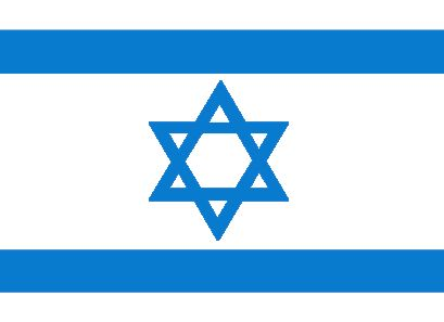 The flag of Israel was officially adopted on October 28 ...