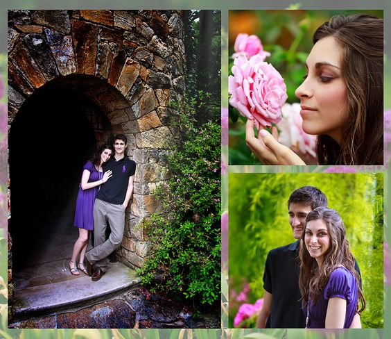 Engagement - Longwood Gardens South Jersey Wedding Photographer Crossway Photography