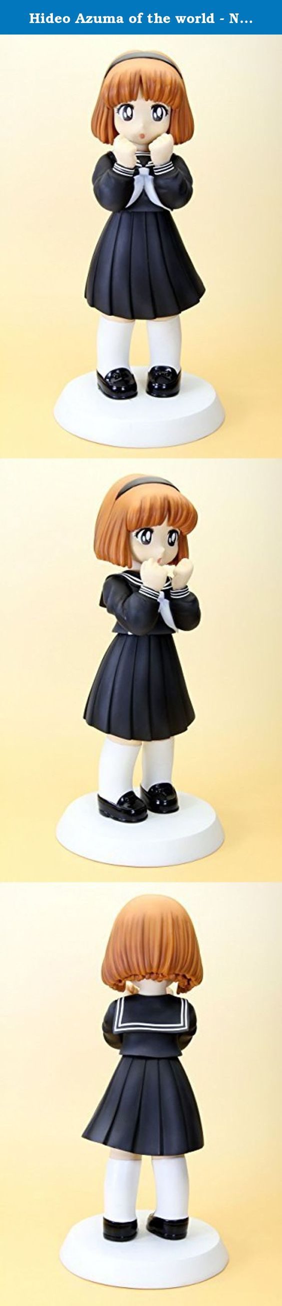 Hideo Azuma of the world - Nanako - 1/7 PVC Figure. It's shipped off from Japan.
