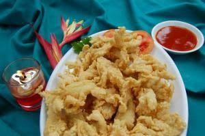Resep Jamur Tiram Goreng Tepung Renyah Cooking Recipes Food Cooking