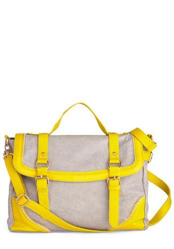 Travel Bright Bag, #ModCloth