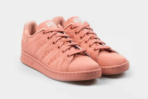 The adidas Originals Stan Smith Is Back in a Dreamy Pink