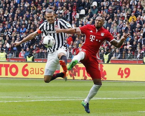 @FCBayern #Boateng #9ine