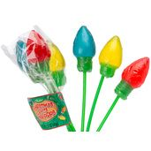 Christmas Lights Lollipops: i would love to find this mold !