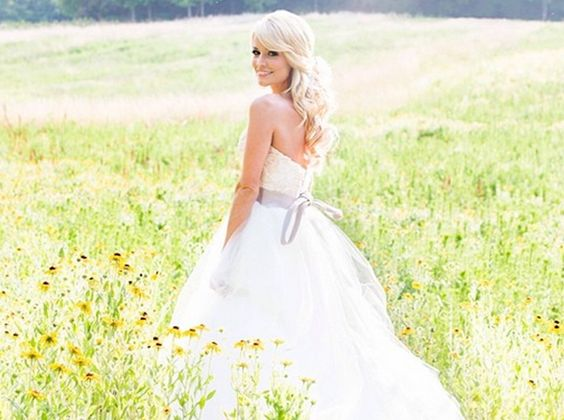 Emily Maynard and Tyler Johnson tied the knot in South Carolina on Saturday, June 7, 2014.