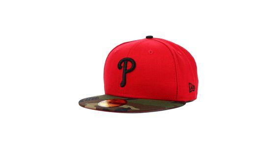 New Era Philadelphia Phillies Woodland 59FIFTY Cap