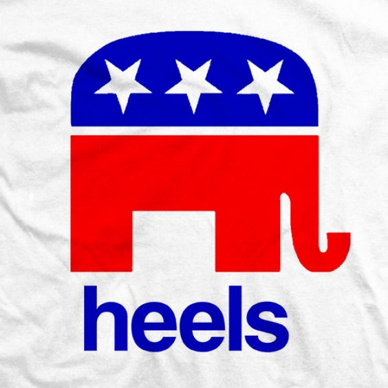 REPUBLICAN HEEL