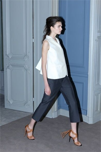 #moda Photos and comments to know the collection, the outfits and accessories of Albino presented for Spring Summer 2013