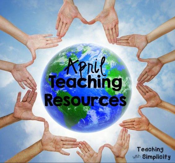 April Teaching Resources