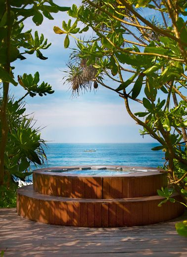 jacuzzi villa with sea - photo #40