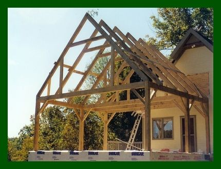 This one would also be about right timber frame addition for Affordable home additions