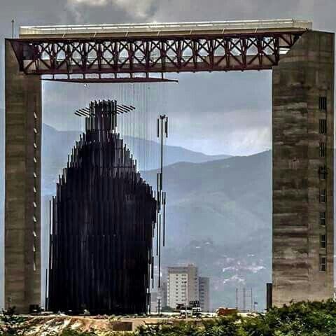 Monumento Divina Pastora-Barquisimeto- Venezuela.