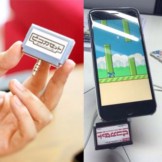 """You might need a cartridge to play your next mobile #game  Beatrobo wants to introduce the concept to today's mobile gamers: At the recent #TokyoGameShow,…"""