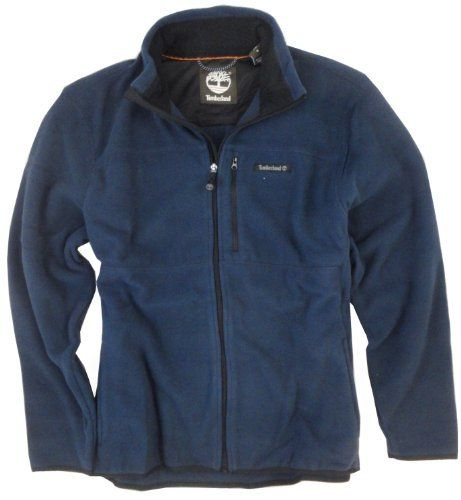 Timberland Men's Full Zip Polar Fleece Jacket (XX-Large, Dress ...