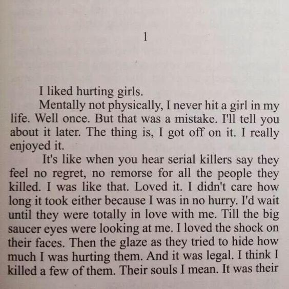 Diary of an Oxygen Thief Book Quotes