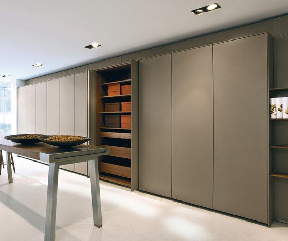 Kitchen furniture | bulthaup b3s tall cabinet system | bulthaup ... | {Küchensysteme 30}