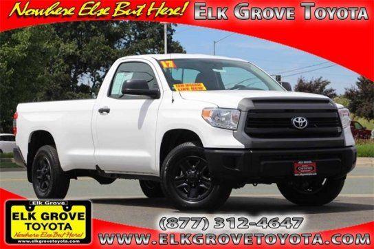 Truck 2017 Toyota Tundra Sr With 2 Door In Elk Grove Ca 95757 Toyota Tundra Toyota Tundra