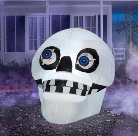 halloween inflatable eyes
