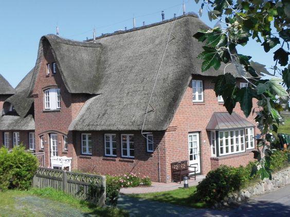 Ferienwohnung u201cBrandenteu201d in Norddorf auf Amrum Reiseziele - omas küche binz
