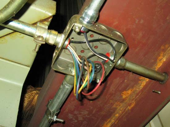 fd79c63a888feaa3fe85fd726b32c2b1 Exposed Wiring on