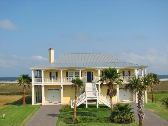 Pointe west vacation rental vrbo 462948 5 br galveston for Custom beach house