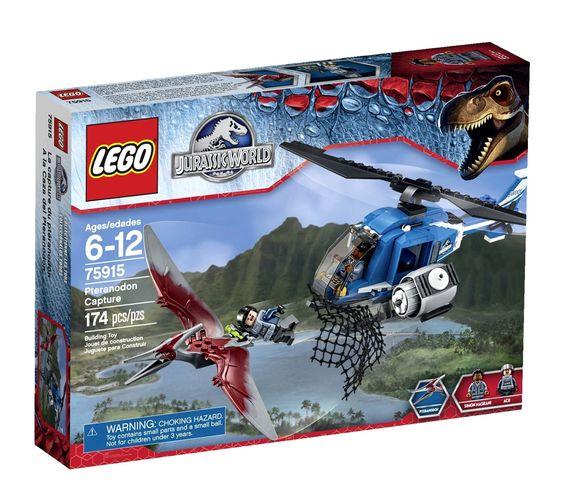 LEGO 75915 Jurassic World Pteranodon Capture