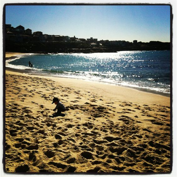 Beautiful Bronte Beach