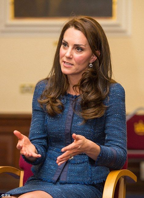 During their meeting, Kate asked: Can and should you talk to patients who have gone throu...