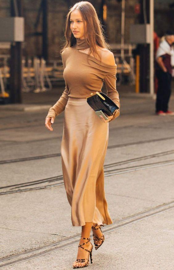 Стиль элегантных женщин: Идеи модных образов на весну 2020   Новости моды