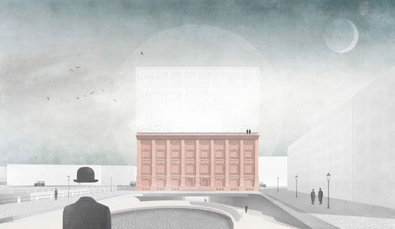 Egon Eiermann Preis 2015 vergeben / Formen für ein Architekturinstitut - Architektur und Architekten - News / Meldungen / Nachrichten - BauNetz.de
