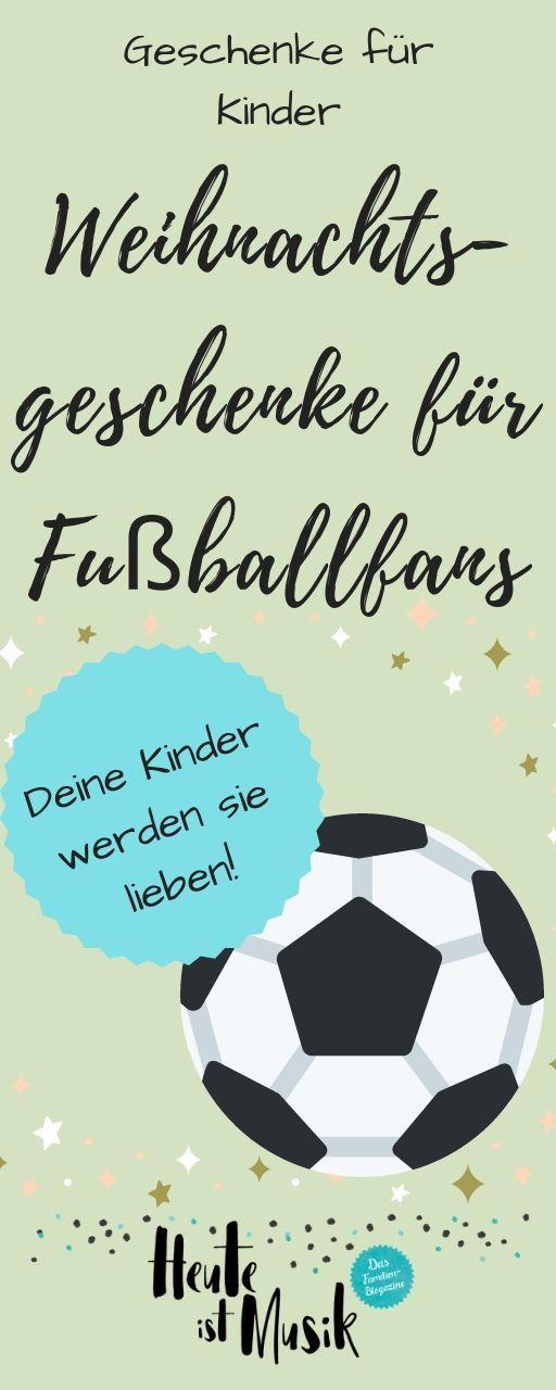 Weihnachtsgeschenke Fur Fussball Kids Und Pferdefans Enthalt