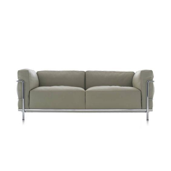 CASSINA Sofa LC3 - www.drifte.com