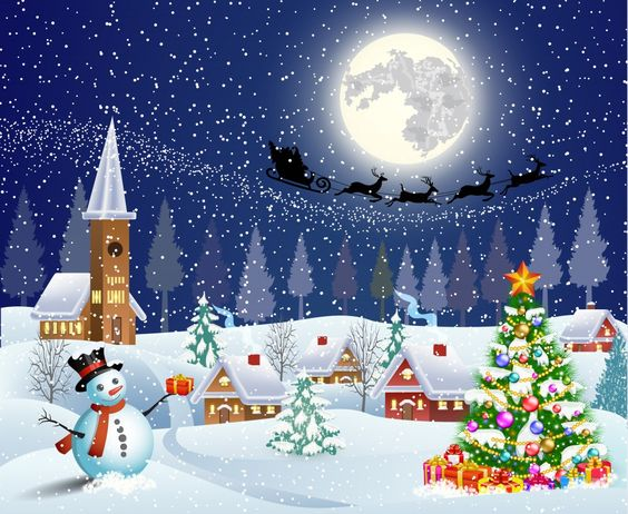 Merry Christmas! jigsaw puzzle Puzzles Pinterest Christmas