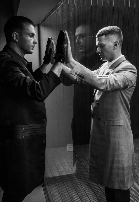 Hurts - Theo Hutchcraft & Adam Anderson | Eds Shed