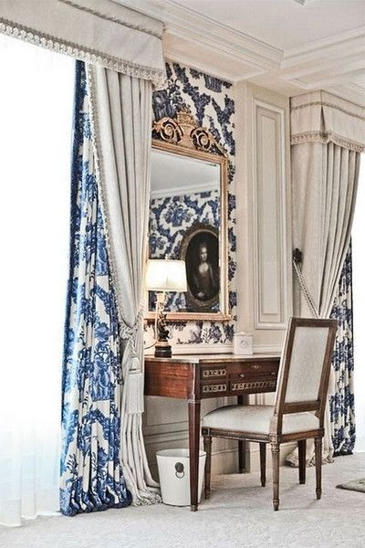 Curtains Ideas chinoiserie curtains : Inspiration: Home Décor | Vanities, Chinoiserie and Chic