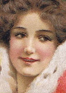 Lilac & Lavender: Victorian Sisters ~ 1903 Ephemera