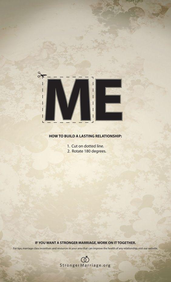 ME ---> WE