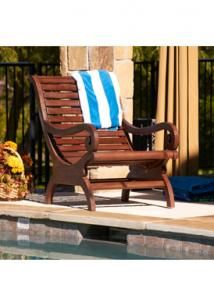 Love this poolside lounge chair