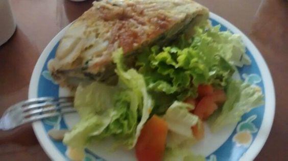 Almuerzo gourmet