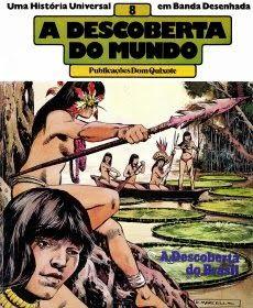 BEDETECA PORTUGAL: A Descoberta do Mundo em Banda Desenhada