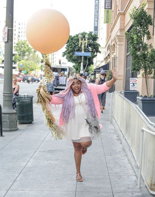 Jumping for joy because life is awesome! Thank you all so much for supporting my company