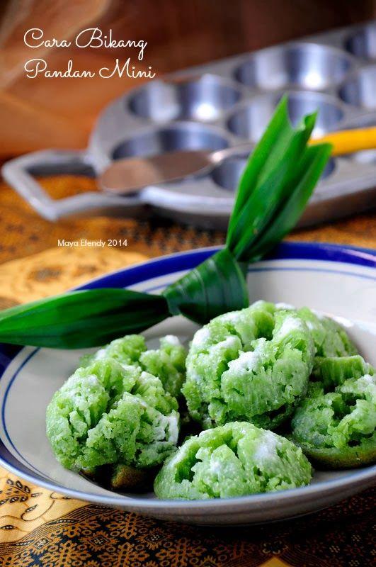 Cara Bikang Pandan Mini Senang Rasanya Melihat Kue Tradisional Yang Satu Ini Selain Mekarnya Cantik S Makanan Dan Minuman Resep Masakan Indonesia Resep Masakan