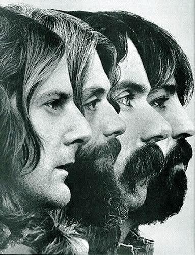 The Byrds ... A phenomenal album cover portrait!