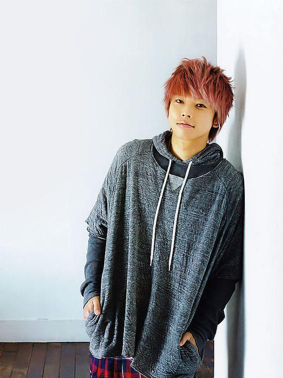 微笑みもかっこいい増田貴久