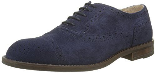 U Uvet A, Brogues Homme, Beige (Taupe), 43 EUGeox