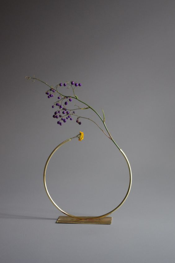 Brass vase by Melbourne artist Anna Varendorff 245mm w 230mm h Limited edition December 2015 material: brass